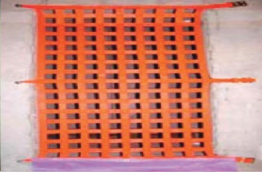 Lan can an toàn EV loại bằng lưới
