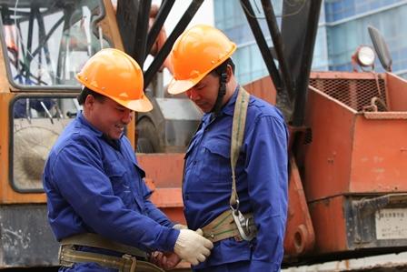 An toàn lao động góp phần tạo nên sức mạnh doanh nghiệp