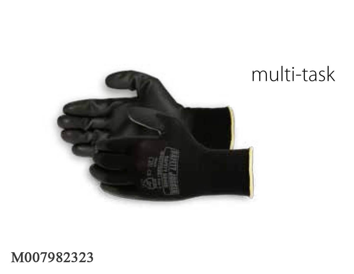 GĂNG TAY JOGGER MULTI-TASK BLACK