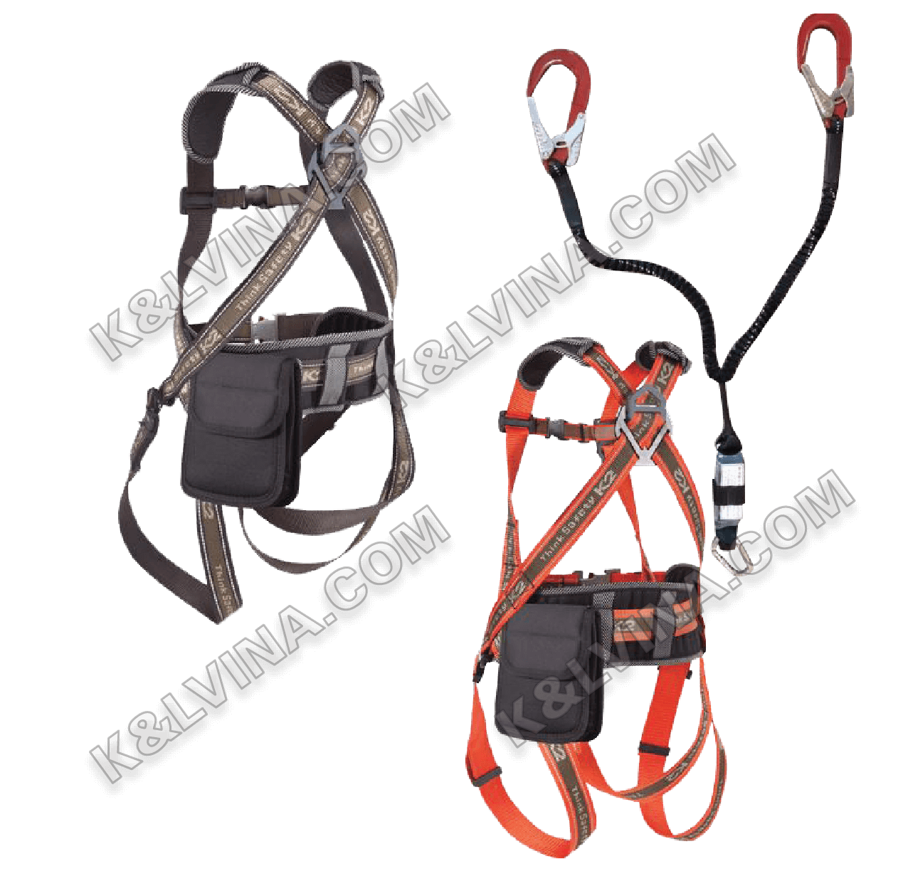 Dây đai K2 toàn thân 2 móc