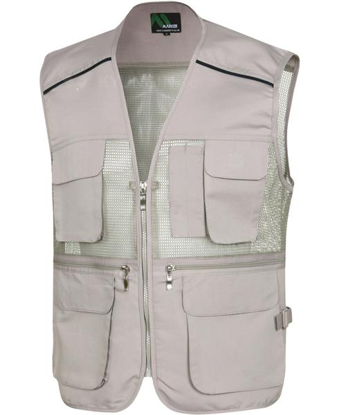 Áo gile KYUNGIN MK-161 lưới lưng thoáng (5 màu)