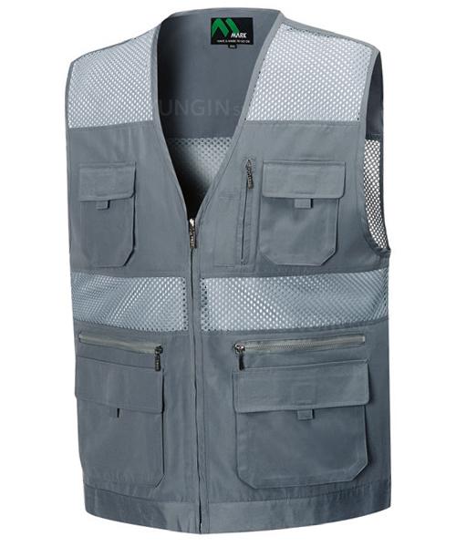Áo gile KYUNGIN TA-105 lưới vai, lưng, sườn (2 màu)